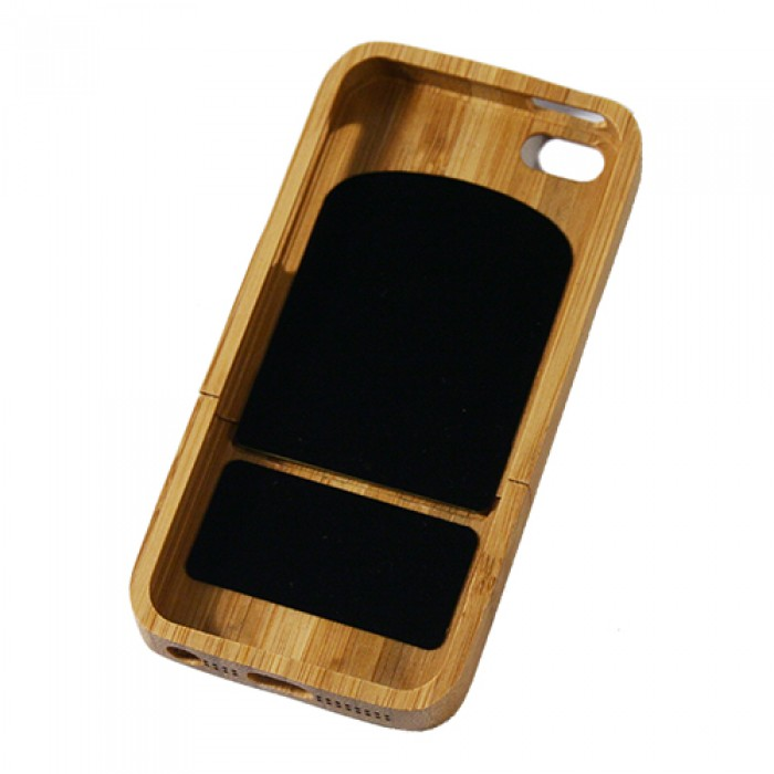Kryt na iPhone 5 5S Bamboo cdd71d0c98d