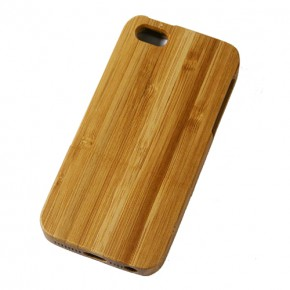 Kryt na iPhone 5/5S Bamboo
